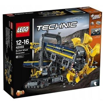 KLOCKI LEGO 42055 TECHNIC GÓRNICZA KOPARKA KOŁOWA