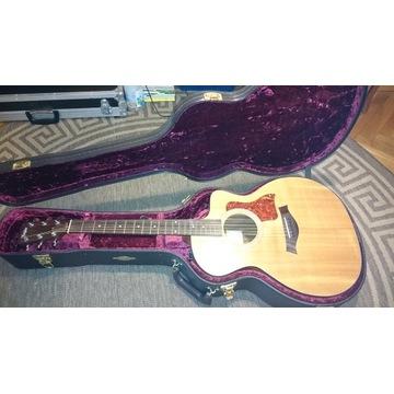 Taylor 114 CE gitara elektro-akustyczna FUTERAŁ