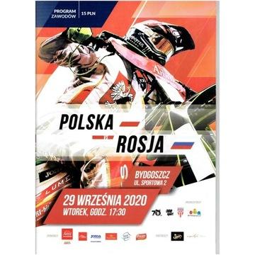 Polska -Rosja 2020 r Bydgoszcz