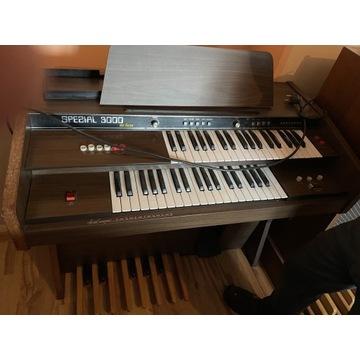 Organy Special 3000 De Lux