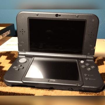 Nintendo 3DS + 4 gry Pokemon + ładowarka