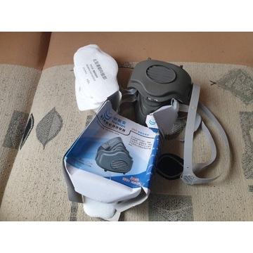 Maska kn 95 i 10 filtrów maseczka