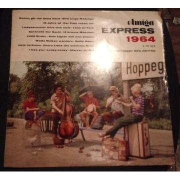 Winyl AMIGA-EXPRESS 1964
