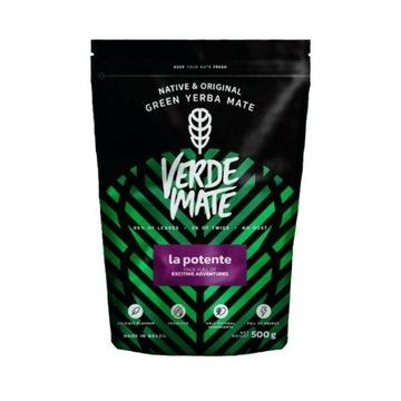 Verde Mate Potente 500 g
