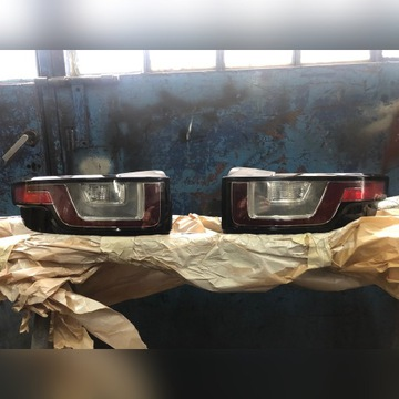 Lampa Prawa Lewa Tył Land Rover Evoque LIFT 15-LED