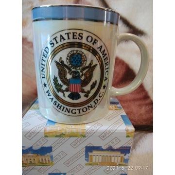 Kubek z Białego Domu  WAszyngton D.C.