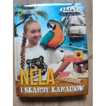 Nela małareporterka i skarby Karaibów z autografem
