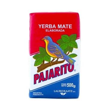 YERBA MATE PAJARITO ELABORADA CON PALO TRADICIONAL