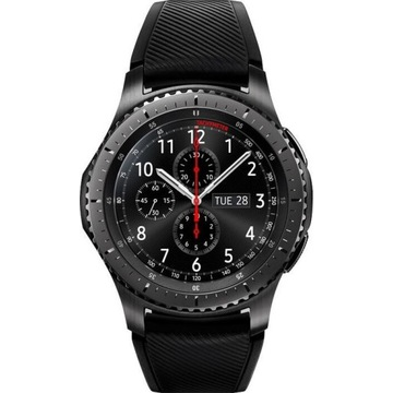 Zegarek Smartwatch Samsung Gear S3 Frontier black