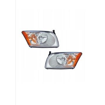 Dodge Caliber Reflektor Lewy Przedni