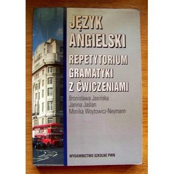 Język angielski Repetytorium gramatyki - Jasińska