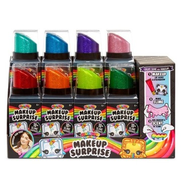 Poopsie Rainbow Surprise, Makeup Surprise Slime