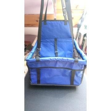 Transporter, fotelik wygodne siedzisko dla psa/kot
