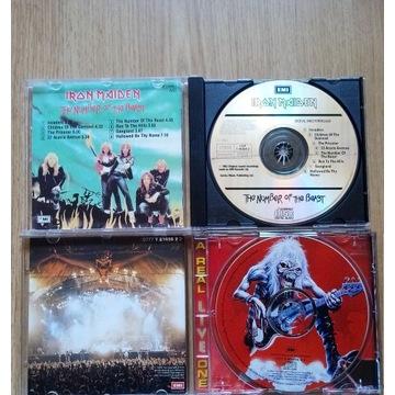 Iron Maiden, wydanie EMI wysyłka gratis !!!