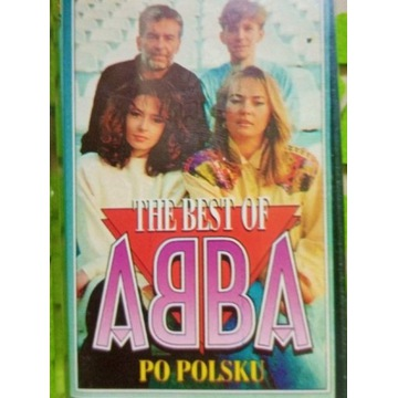 Abba po polsku - kaseta