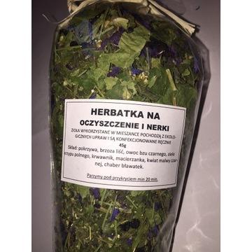 Herbatka NA OCZYSZCZENIE I NERKI 45g