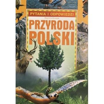 Przyroda Polski pytania i odpowiedzi. M. Banaszak