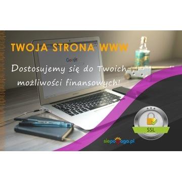 PROJEKTOWANIE STRON WWW, STRONY INTERNETOWE WWW