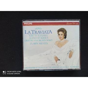 VERDI La Traviata Mehta Philips