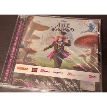 Alicja w krainie czarów - muzyka - unikat