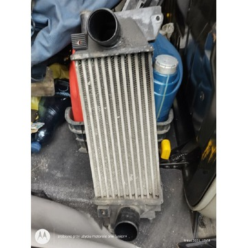 Intercooler land rover 1 2.0 tcie