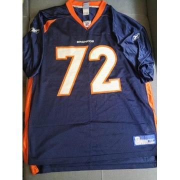 NFL Jersey Broncos Reebok XL Koszulka