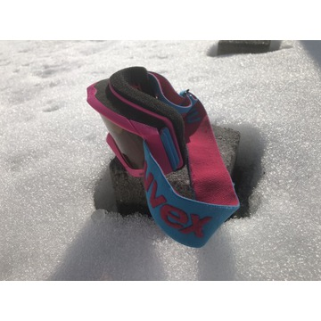 Gogle narciarskie uvex dziewczęce