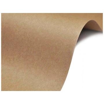 Papier ekologiczny Eko Kraft 300g-brązowy,A4-20ark