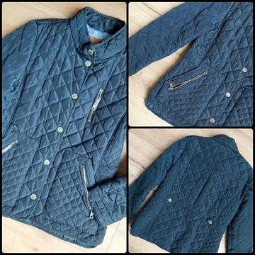 Pikowana kurtka Zara Girls rozm. 152