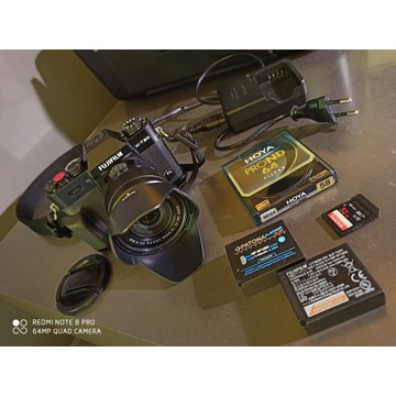 Aparat Fujifilm XT-20 + XC 16-50 OIS II  Gwarancja