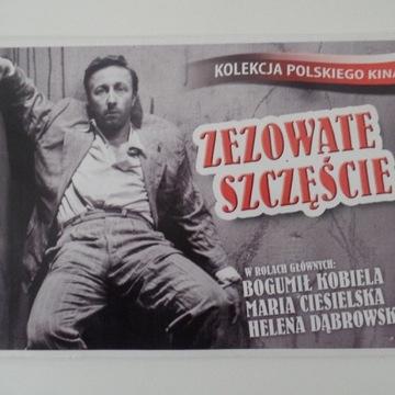 ZEZOWATE SZCZĘŚCIE  - 2 VCD