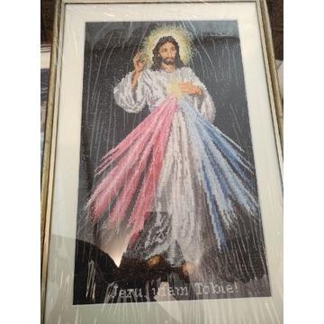 Jezus haft krzyżykowy