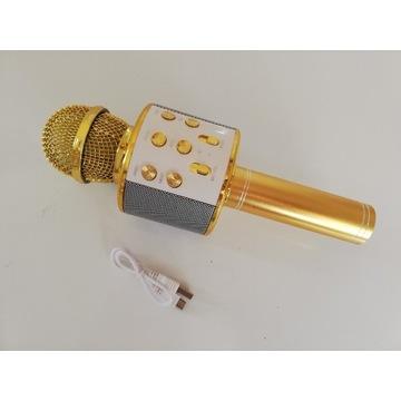 Mikrofon karaoke bezprzewodowy bluetooth HIT