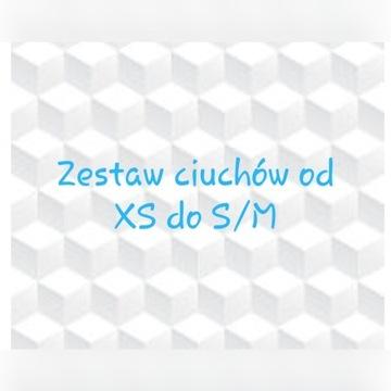 Mega paka ciuchów damskich od XS do S/M.