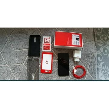 Telefon One Plus 6 8GB 256GB Uszkodzony tył .