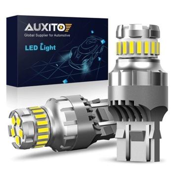 Żarówki żarówka LED W21/5W  AUXITO CAN-BUS 1200LM