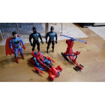Spiderman i inni superbohaterowie