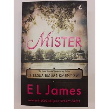Mister E L James
