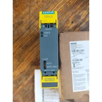 Przekaźnik bezpieczeństwa Siemens 3SK1111 1AB30