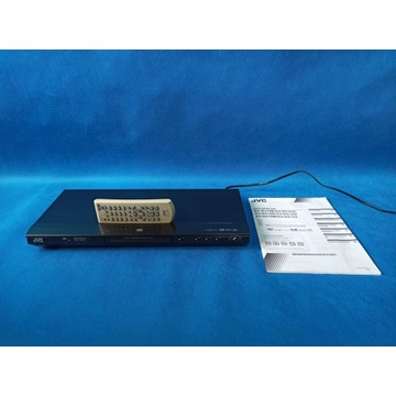 Odtwarzacz DVD/CD/ MP3 JVC XVN-210 / DTS / Coaxial