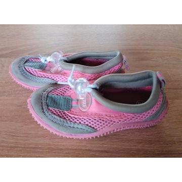 Buty do wody dla dziewczynki r. 24