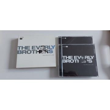 THE EVERLY BROTHERS  The price of Love 2 CD