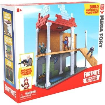 Epee FORTNITE Mega fort z figurkami i akcesoriami