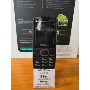 Maxcom 134 Nowy dla seniora +gratisy