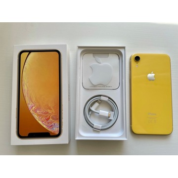 iPhone XR 64GB 2021 jak nowy na gwarancji