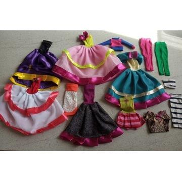 Ubranka dla Barbie nr 28