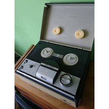 Magnetofon Unitra ZK 120 - Grundig, dokumenty
