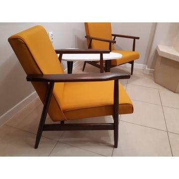 "Fotele PRL ,,lisek"" model B 7727 jak Chierowski"