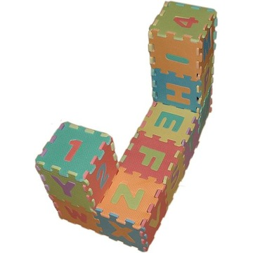 86-elementowa mata do zabawy dla dzieci Puzzle
