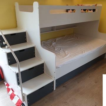 łóżko piętrowe typu MAX3